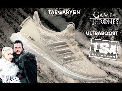 Game Of Thrones Finale adidas Daenerys