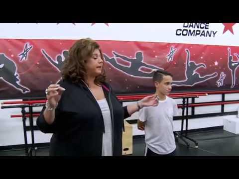 Dance Moms- Introducing Gino