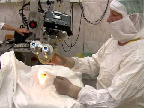 Во Всероссийском центре глазной и пластической хирургии врачи провели уникальную операцию