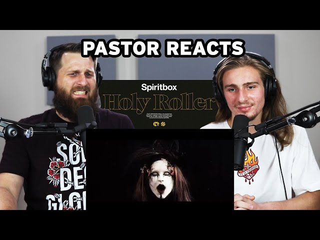 Pastor Reaction & Analysis // Spiritbox Holy Roller