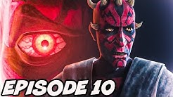 Clone Wars Episode 10 FULL BREAKDOWN and ALL EASTER EGGS - ORDER 66 IS COMING