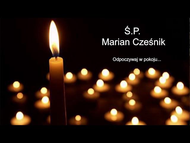 Pogrzeb Mariana Cześnika, 30 Kwietnia, 2021