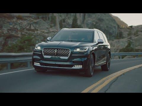 2020 Lincoln Aviator Black Label – Exterior, Interior, Driving Scenes