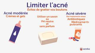 Lutter contre l'acné - Ooreka.fr