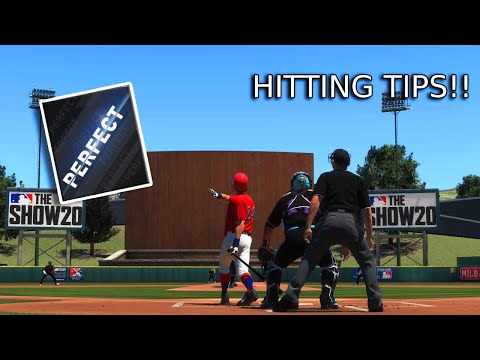 TOP HITTING TIPS TO IMPROVE! | MLB THE SHOW 20 from YouTube · Duration:  18 minutes 8 seconds