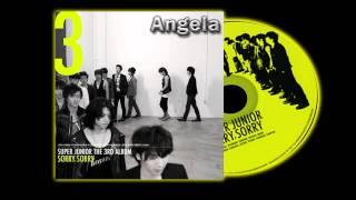 Super Junior - Angela  (Audio)