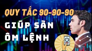 ✅Quy Tắc 90-90-90 Giúp Sàn Forex Ôm Lệnh Của Trader | TraderViet