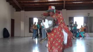 EL BAILE DE JACINTO GIMENEZ (TOPOYIYO) EN SAN PABLO DE YARACUY - VENEZUELA