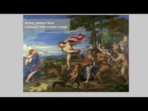 Bacchus & Ariadne Titian Masterclass by Will Kemp