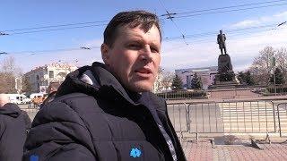 Севастополь готов к встрече с Владимиром Путиным 14 марта 2018
