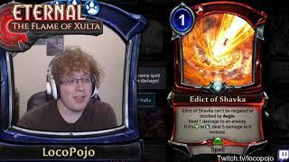 Flame of Xulta Card Breakdowns - Fire