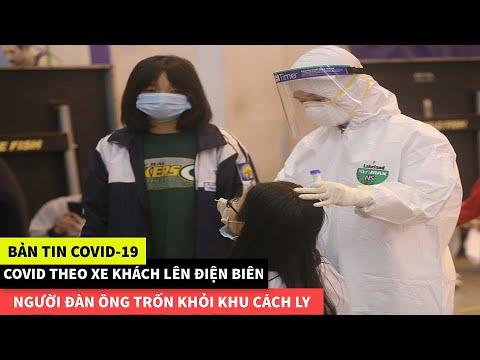 COVID ĐIỆN BIÊN: Tước giấy phép lái xe, phù hiệu của xe khách chở 2 cô gái dương tính với SARS-CoV-2