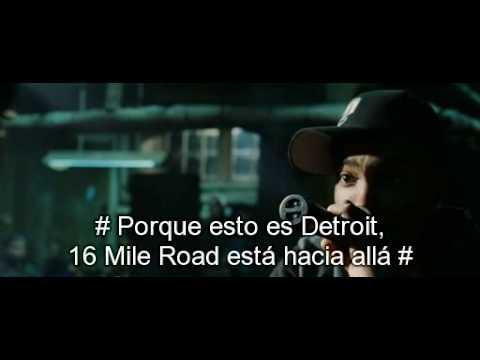 Lil´ tic vs eminem (batalla 8 mile) - YouTube