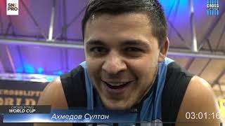 2018 Crosslifting WORLD CUP / Men 90 kg