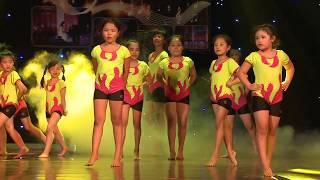 """múa Uốn Dẻo - Hát  Diệp anh - Khánh Hà - đức thái - báo cáo học tập ''âm nhạc và tâm hồn """"'"""