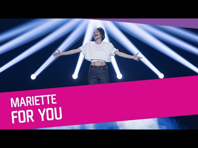 Mariette – For You