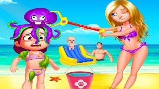 Fun Care Game - Summer Vacation - Play Fun At The Beach - TabTale Games For Kids