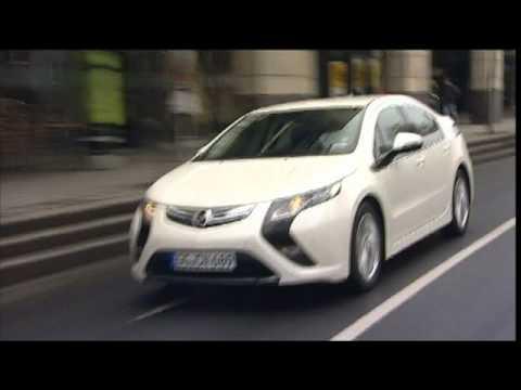 Prix et caracteristiques // Opel Ampera // Price and specs