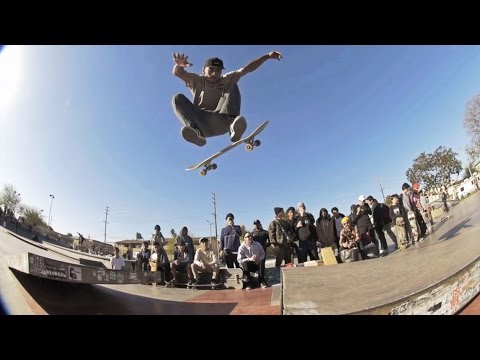 Andalé Bearings skateboarding Video