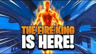 *NEW* ICEBERG IS MELTING REALLY FAST! FORTNITE FIRE KING EVENT LIVE! (Fortnite Battle Royale)