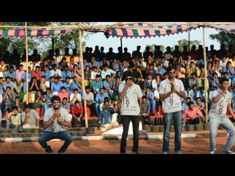 METEORA 2K17-FINAL YEAR MECHANICAL ENGINEERS DANCE-BIT SATHY