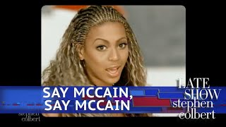 Destiny's Child Reminds Trump to 'Say McCain'