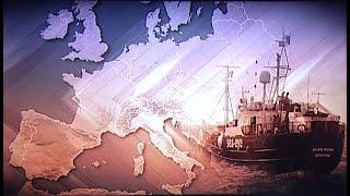 Több tucat migránst szállított Olaszországba egy civil hajó