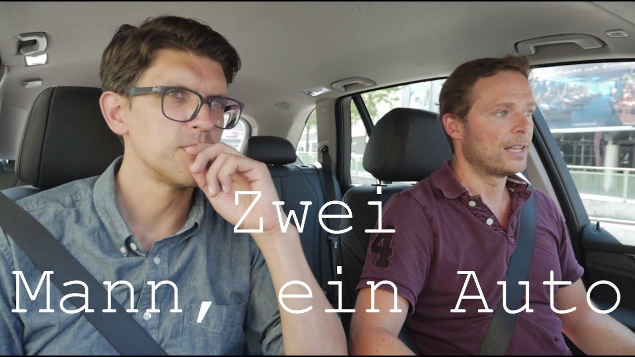 BMW X5 40e - Zwei Mann, ein Auto | auto motor und sport