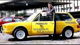 Clipe Engraçado - Mamonas Assassinas -  Pelados Em Santos