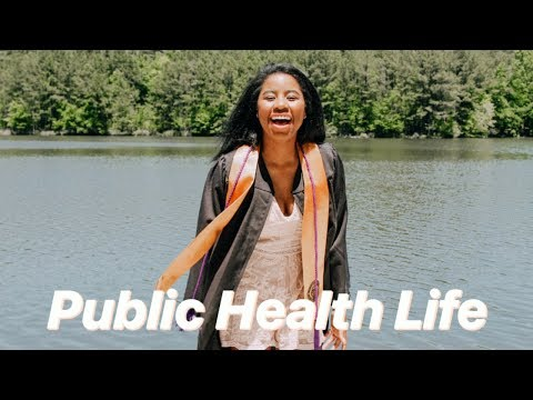 Answering Your Public Health Major Questions | Getting Internships, Stressful Classes, Easy Major?