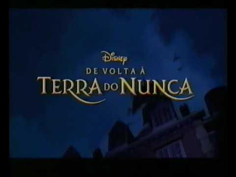 Trailer do filme Peter Pan - De Volta à Terra do Nunca