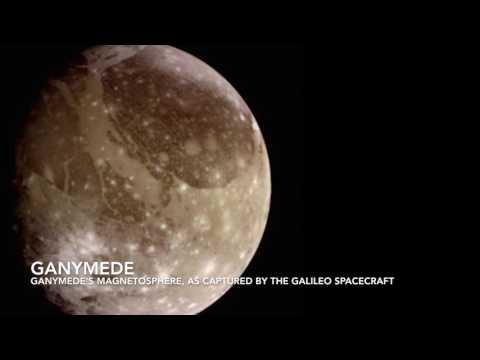 What Ganymede Sounds like