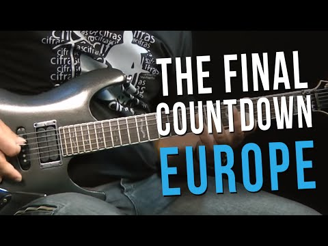 Europe - The Final Countdown (Part 1/2) - How To Play