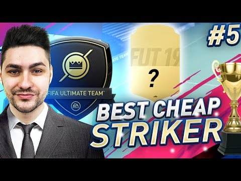 FIFA 19 BEST CHEAP STRIKER in ULTIMATE TEAM - MOST OVERPOWERED FORWARD in FUT 19 - RTG #5 thumbnail