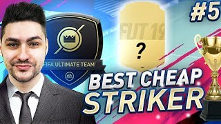 FIFA 19 BEST CHEAP STRIKER in ULTIMATE TEAM - MOST OVERPOWERED FORWARD in FUT 19 - RTG #5