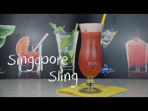 Singapore Sling - Der fruchtig würzige Cocktail-Klassiker