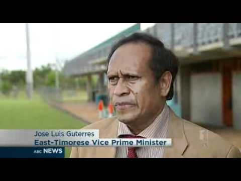 East Timor says no to refugee centre
