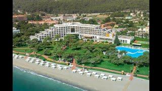 Rixos Beldibi 5 Риксос Бельдиби отель Турция Кемер обзор отеля все включено пляж спа