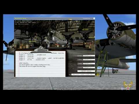 A2A Simulations B-17 Accu-Sim Familiarization Part 1 of 5