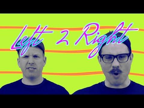 Koo Koo Kanga Roo - Left 2 Right (Dance-A-Long)