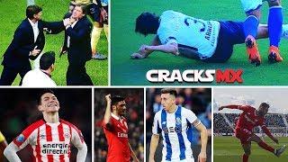 HORRIBLE lesión de ARRIBAS | Anotan CHUCKY, JIMÉNEZ, HERRERA y LAYÚN | AMÉRICA pierde el INVICTO