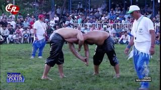 Mehmet Yeşil Yeşil - Nedim Gürel, Isparta yağlı güreşleri final