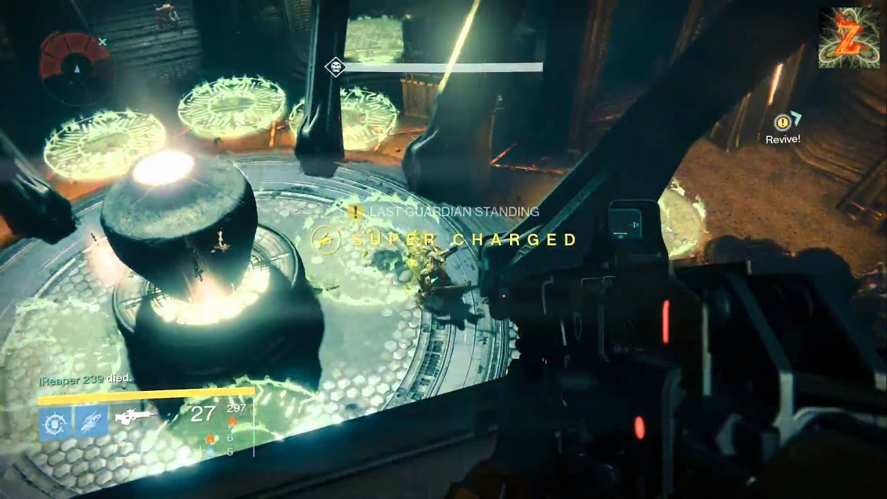 DESTINY THE RITUAL OF THE FORESAKEN SOLO STUPID EASY STRATEGY ...