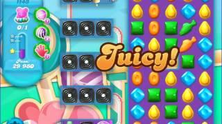 Candy Crush Saga SODA Level 1143 CE