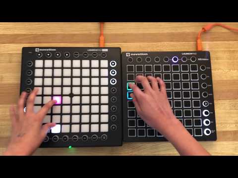 Havana- Dim Wilder Remix(Launchpad performance-Projects From kaskobi)