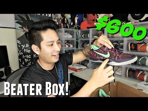 $600 SOLE SUPREMACY BEATER BOX!