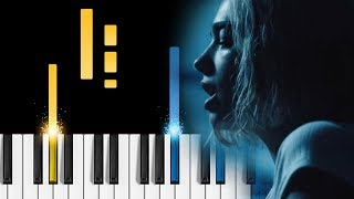 Silk City, Dua Lipa - Electricity - Piano Tutorial Video