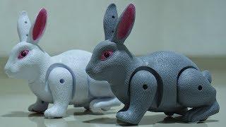 Mainan rabbit kelinci lucu untuk anak | Farm toys animals for kids