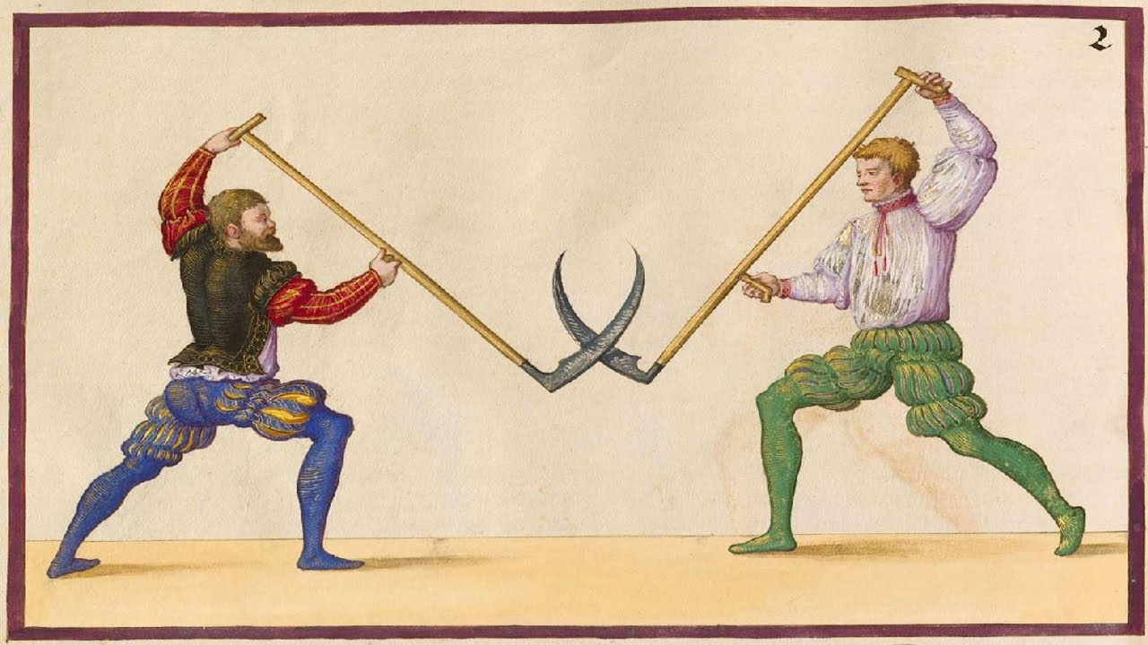 Are Historical European Martial Arts Manuals Any Good?