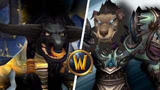Immortal Death Knight Vs REFLECT GOD Warrior! (1v1 Duels) - PvP WoW: Battle For Azeroth 8.1